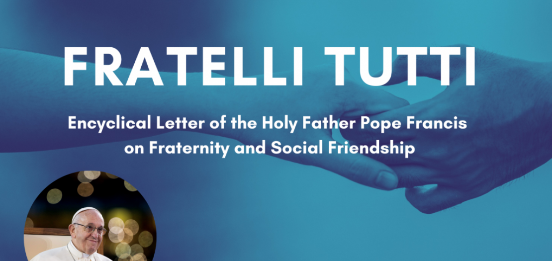 Connecting 'Fratelli Tutti' to Pope Francis' other writings