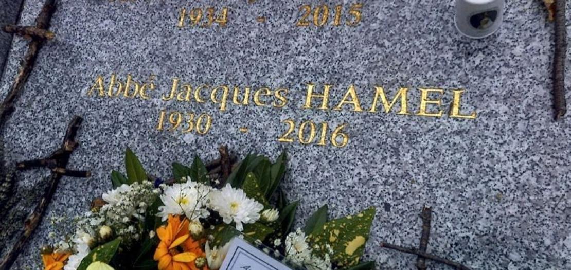Fr. Jacque Hamel